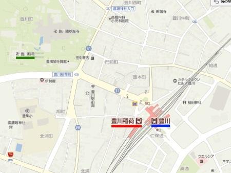 豊川稲荷駅周辺路線図c.jpg