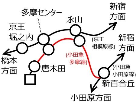 小田急多摩線周辺路線図c.jpg