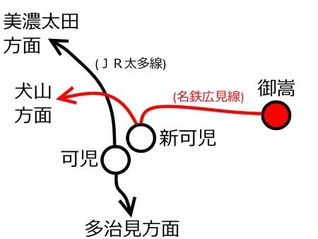 御嵩駅周辺路線図c.jpg