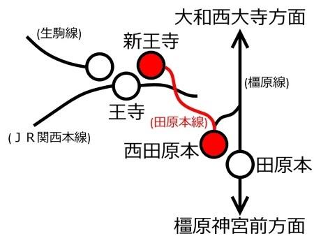 西田原本駅周辺路線図2c.jpg